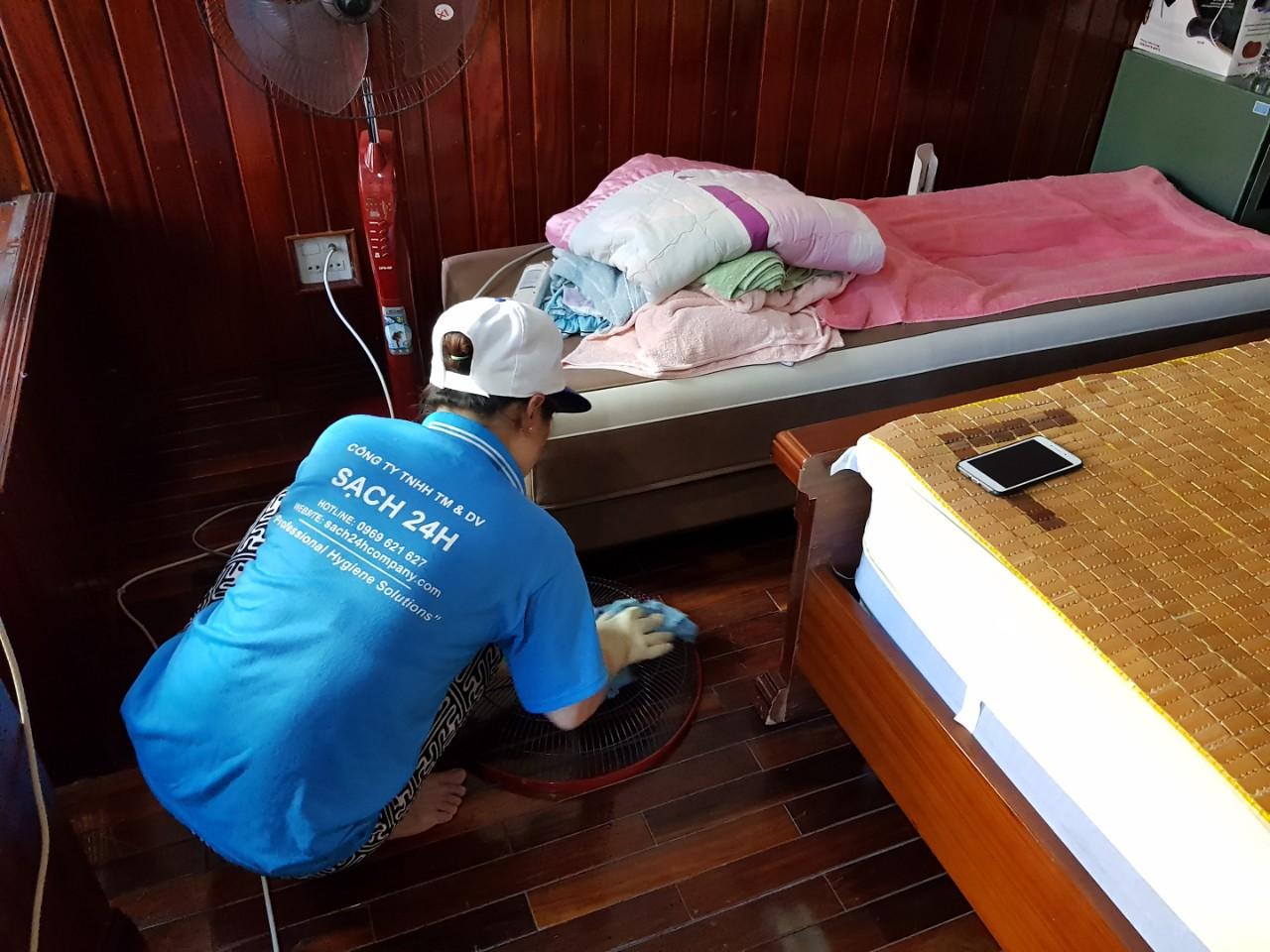 Dịch vụ Giúp việc theo giờ Uy tín tại Quy Nhơn